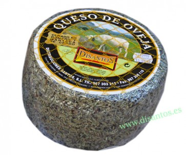 QUESO ROMERO OVEJA MINI VACIO DISANTOS