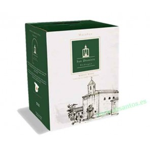 BAG IN BOX 15L. BLANCO SAN DIONISIO SÑF