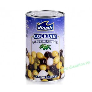 COCKTAIL DE ENCUR. A.OLI 5KG DIAMI R-5338
